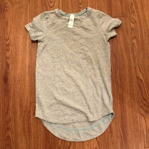 Ivivva Lululemon short sleeve tee shirt size 7